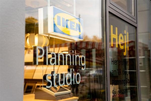 Im Jahr 2020 öffneten im Raum Berlin zwei neue IKEA Planungsstudios.