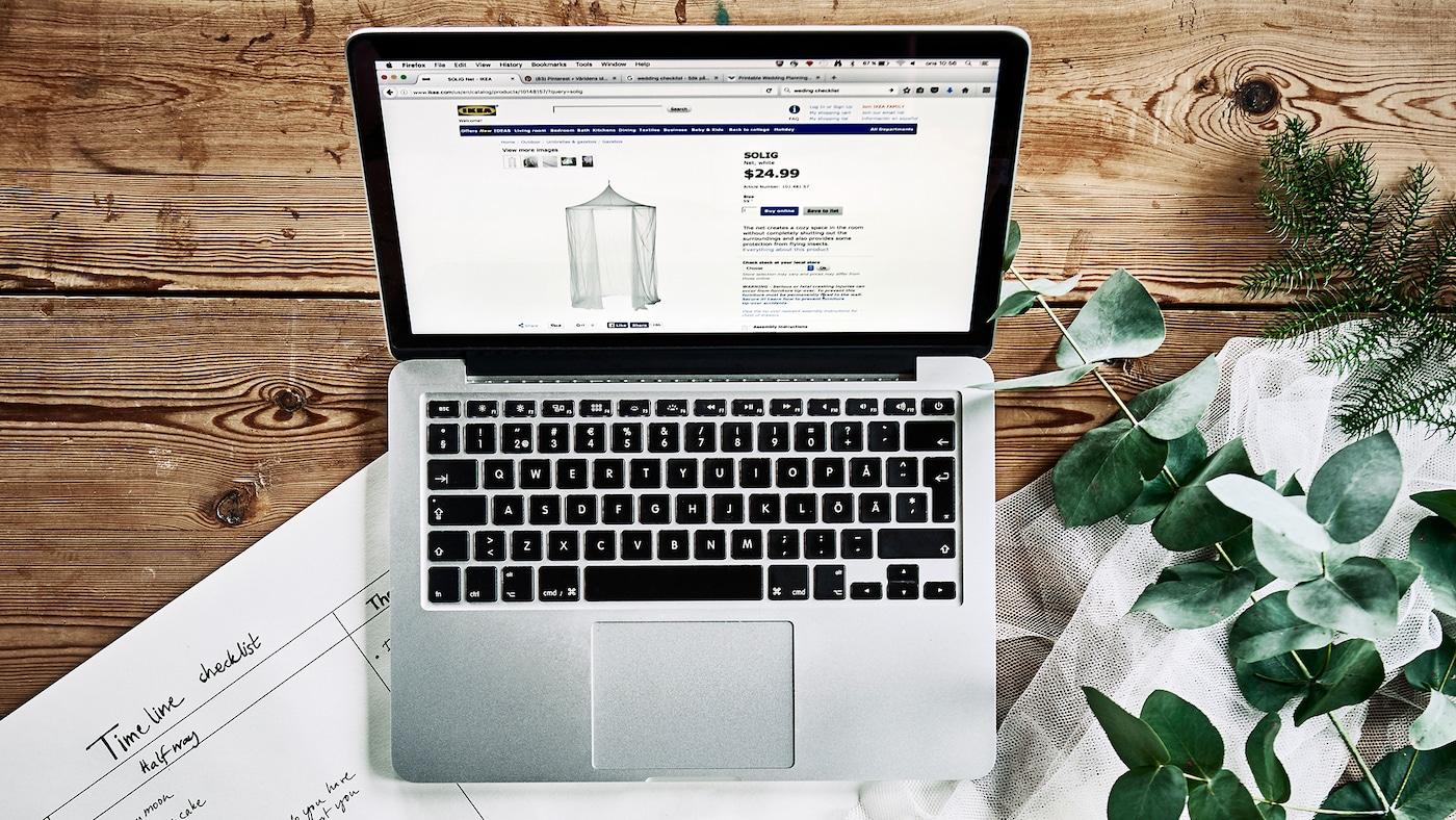 Imagem de um portátil.