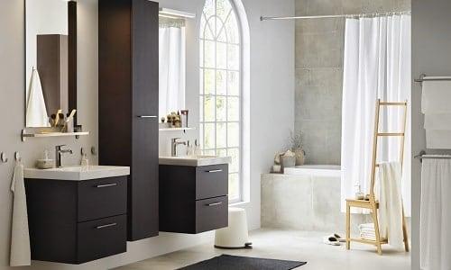 Impikan rekaan bilik mandi tanpa batasan