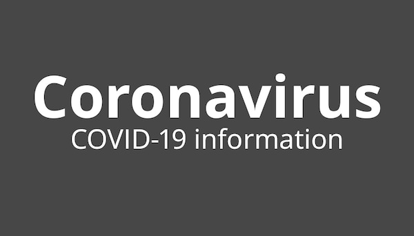 Important information on COVID-19