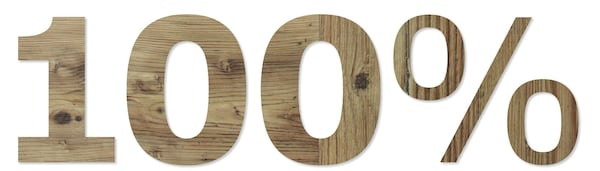 In 2017, IKEA reached the goal of having 100% wood from more sustainable sources in several countries.