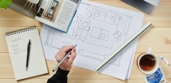 In der schwedischen Kleinstadt Älmhult begann die Geschichte von IKEA.