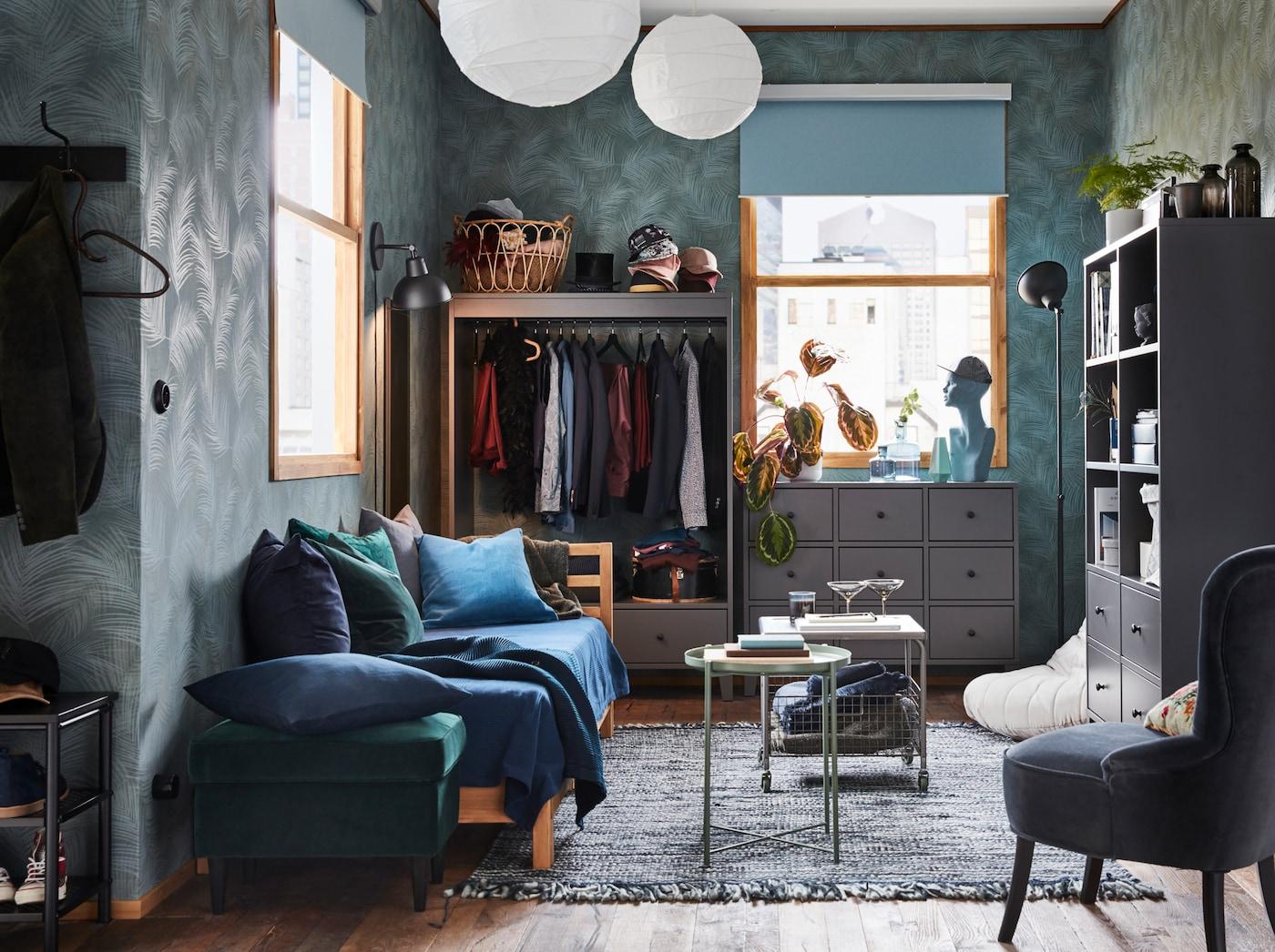 Nette Tv Kast.Https Www Ikea Com Be Nl Rooms Bedroom Gallery Een Traditionele