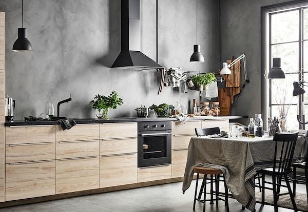 Ikea Keuken Grijs Mat