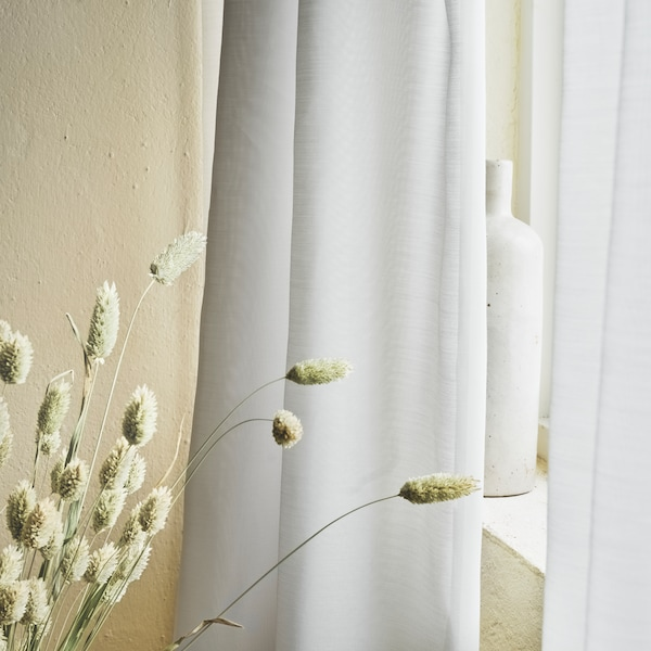 Information about GUNRID air purifying curtains.