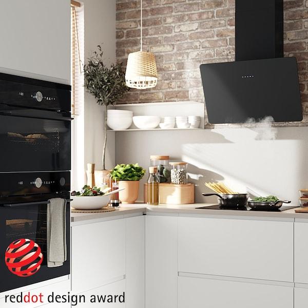 Infos zu den Küchenelektrogeräten: hier die IKEA FINSMAKARE Geräte ausgezeichnet mit den Red Dot Design Award