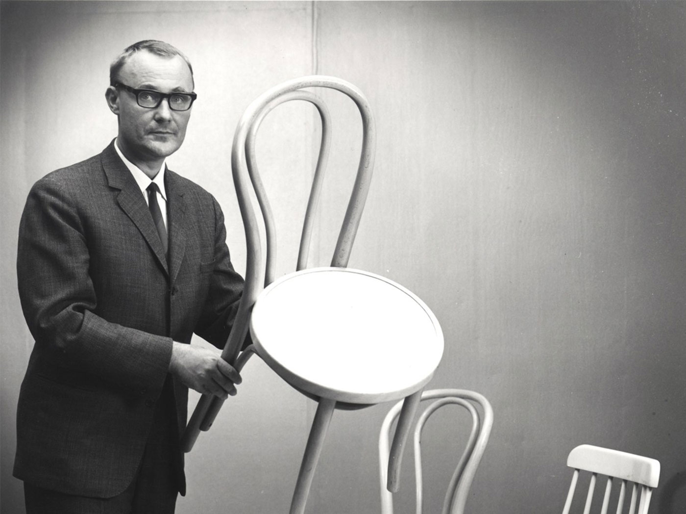 Ingvar Kamprad založil IKEA v roku 1943.
