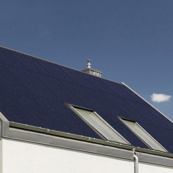 INROOF L'estetico impianto solare integrato