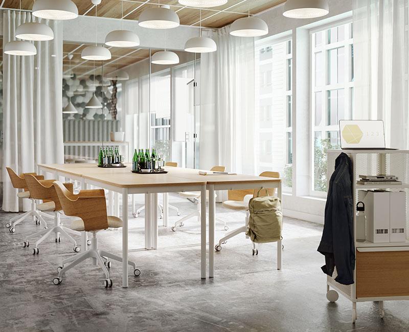 INSPIRATION MOBILIER POUR BUREAU PROFESSIONNEL - IKEA