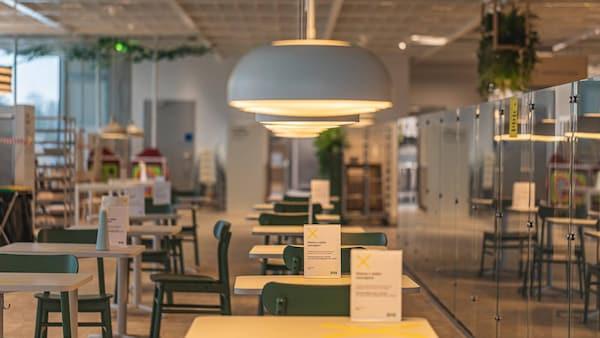 Inspirujące wnętrza w IKEA Szczecin