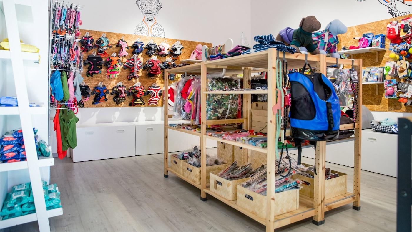 Interior Design service for Retail