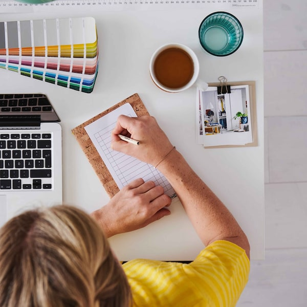 interior designer service over computer