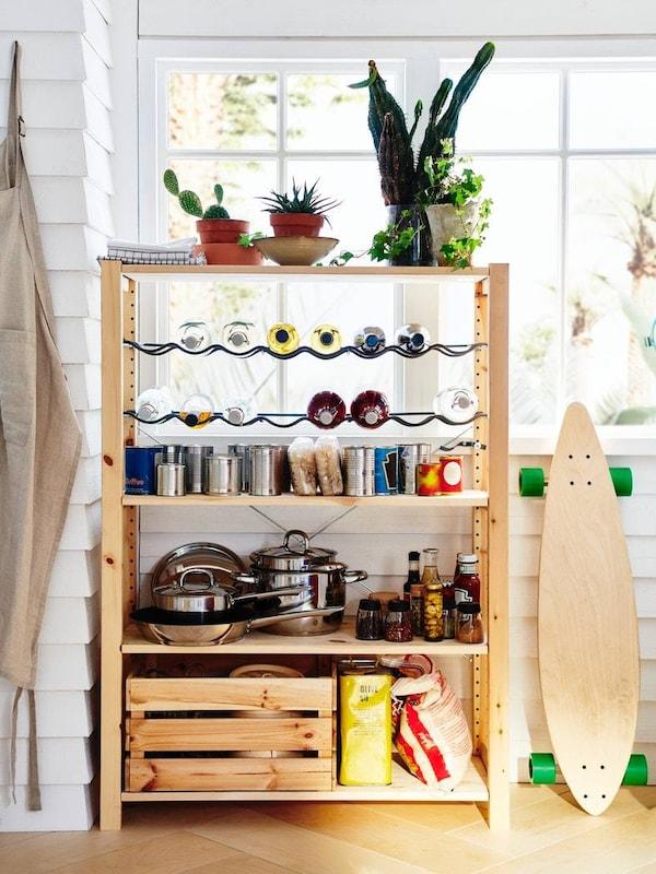IVAR shelf