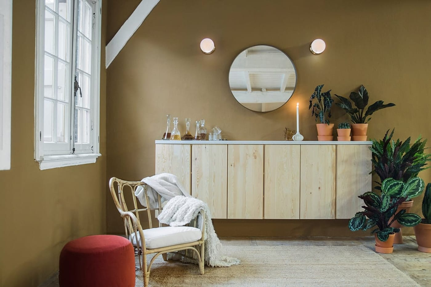 IVAR shelving unit — inspiration — IKEA interior inspiration