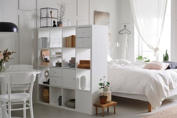 Jak oddzielić salon od sypialni?