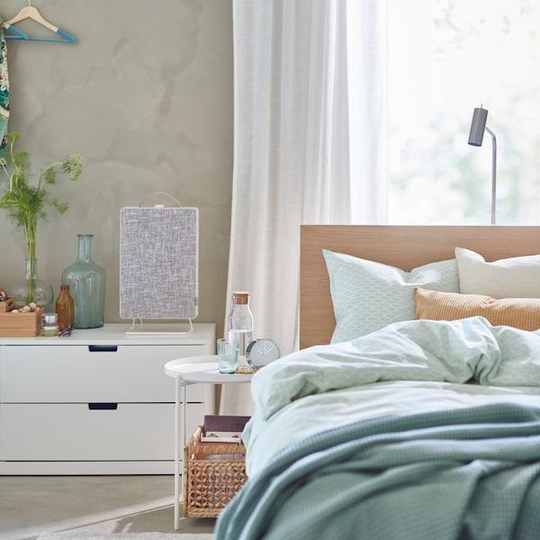 Jak používat čističku vzduchu FÖRNUFTIG.