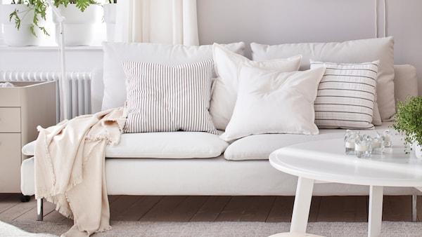 Jak si koupit novou pohovku.