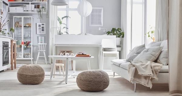 Jak urządzić małe mieszkanie dwupokojowe?