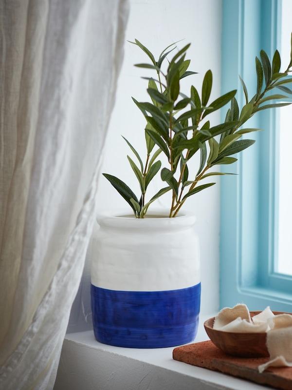 jarrones para decorar las plantas en verano