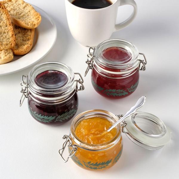 Jars & tins