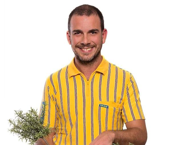 Javier Muíña del equipo de rrss IKEA