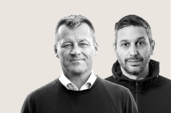 Jesper Brodin, CEO und Tolga Öncü, Retail Operations Manager IKEA Group