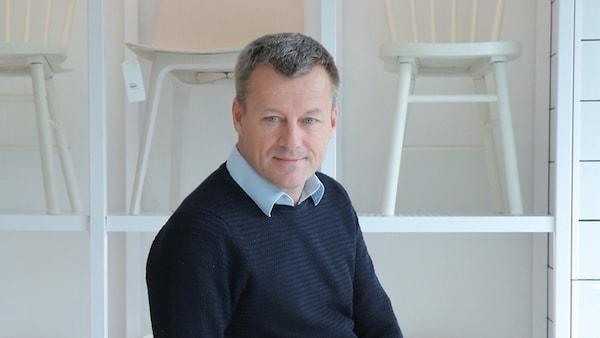 Jesper Brodin, generální ředitel společnosti Ingka Group