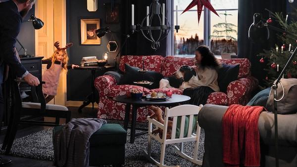 الأثاث من ايكيا Ikea
