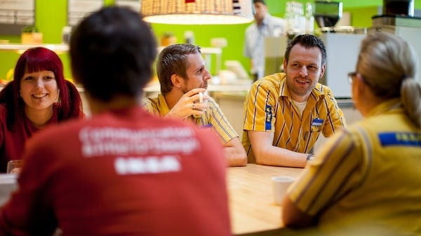 Jobeinstieg bei IKEA