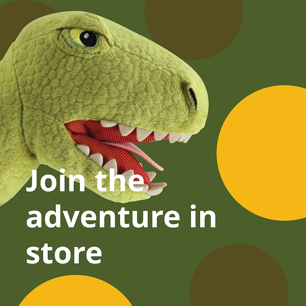 Join the adventure at the store