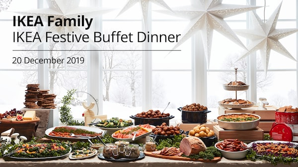 Julbord Christmas Buffet Dinner
