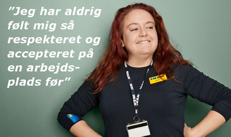 ikea ledertrainee løn