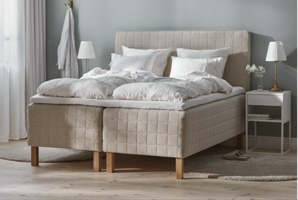 Junta dos camas IKEA