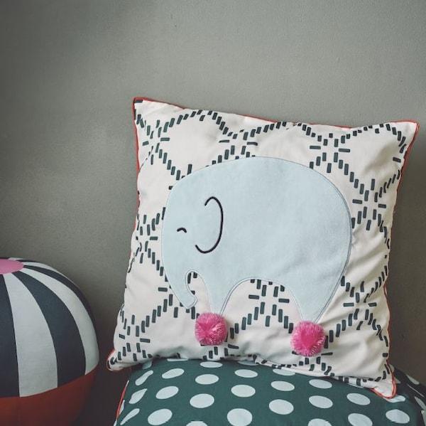 KÄPPHÄST cushion
