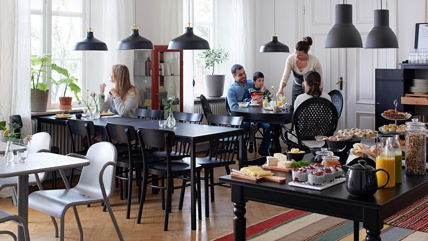 Мебель для ресторанов и гостиниц