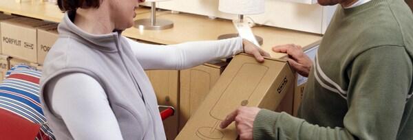 Как делать покупки в ИКЕА