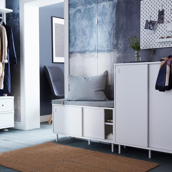 Kako lahko ustvariš eleganten hodnik za vso družino?