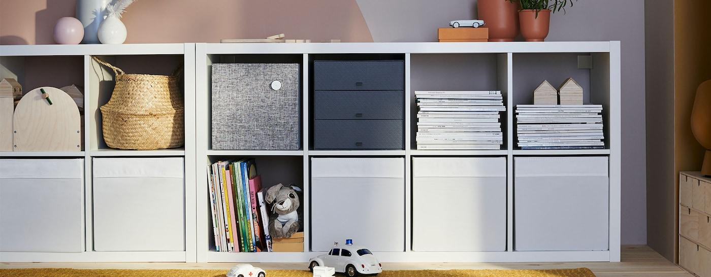 KALLAX vakkenkast - IKEA