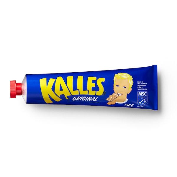 KALLES Cod roe spread