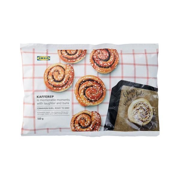 KANELBULLAR Ready-to-bake cinnamon buns, frozen