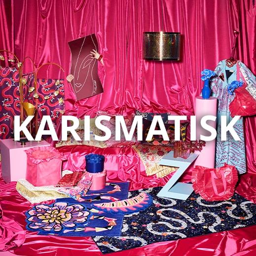 KARISMATISK colección limitada