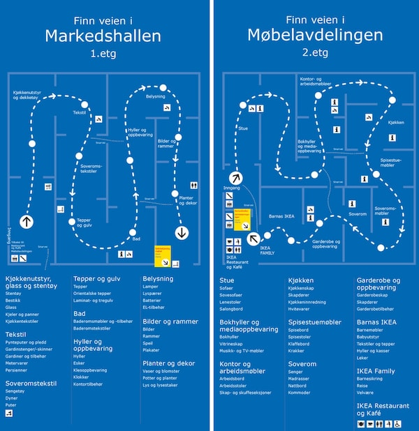 ikea sørlandet kart IKEA Sørlandet, Kristiansand   Møbler og interiør i Kristiansand  ikea sørlandet kart