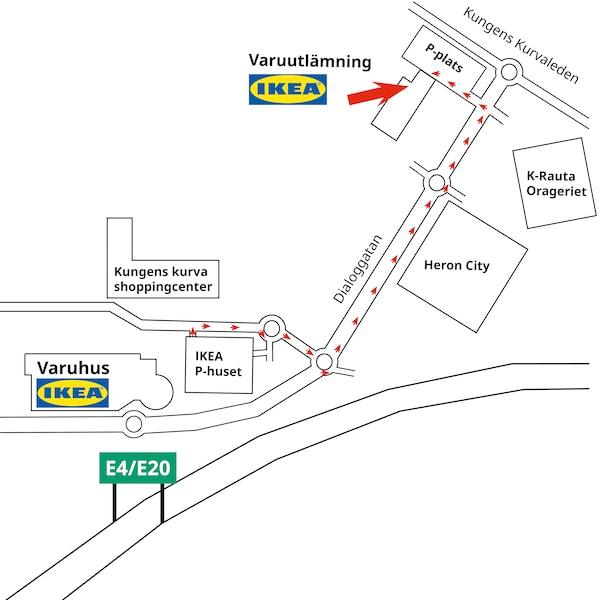 Ikea barkarby öppet