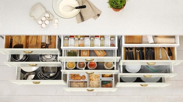 40 5000 Slimme Ideeen Om De Keuken Op Te Ruimen Ikea