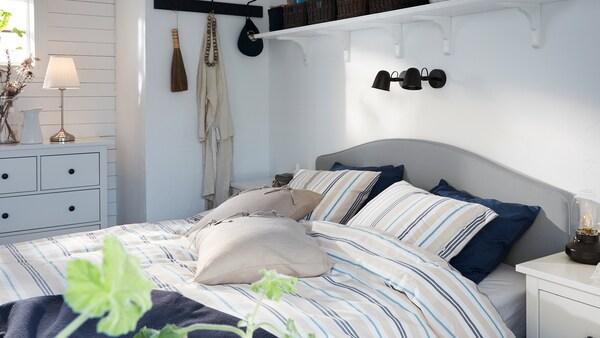 Contoh Bilik Tidur Ikea Desainrumahid Com