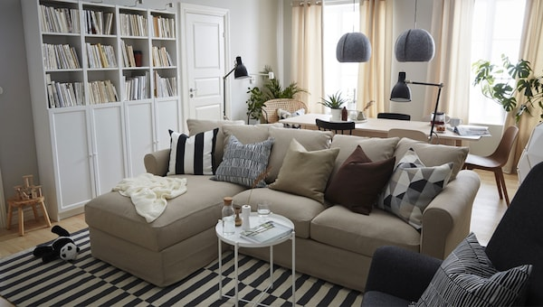Kaufhilfe Wohnzimmer