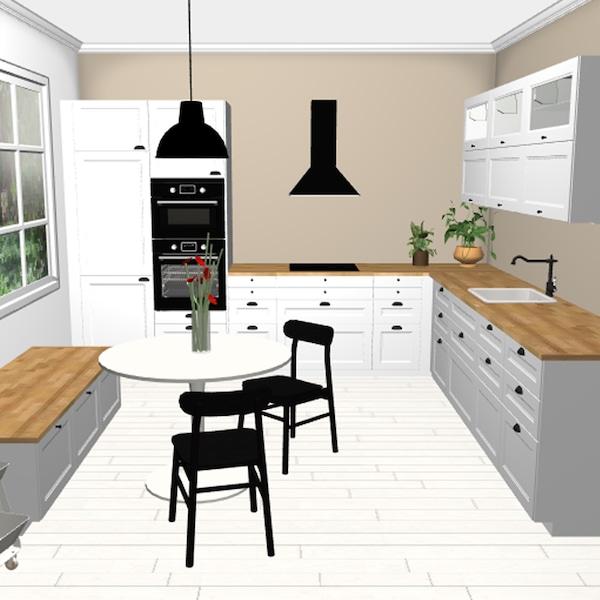 Keittiösuunnitteluohjelma