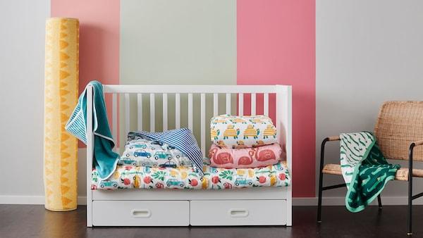 Keperluan penting untuk bayi