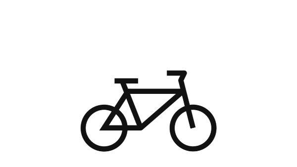 Kerékpár ikonja