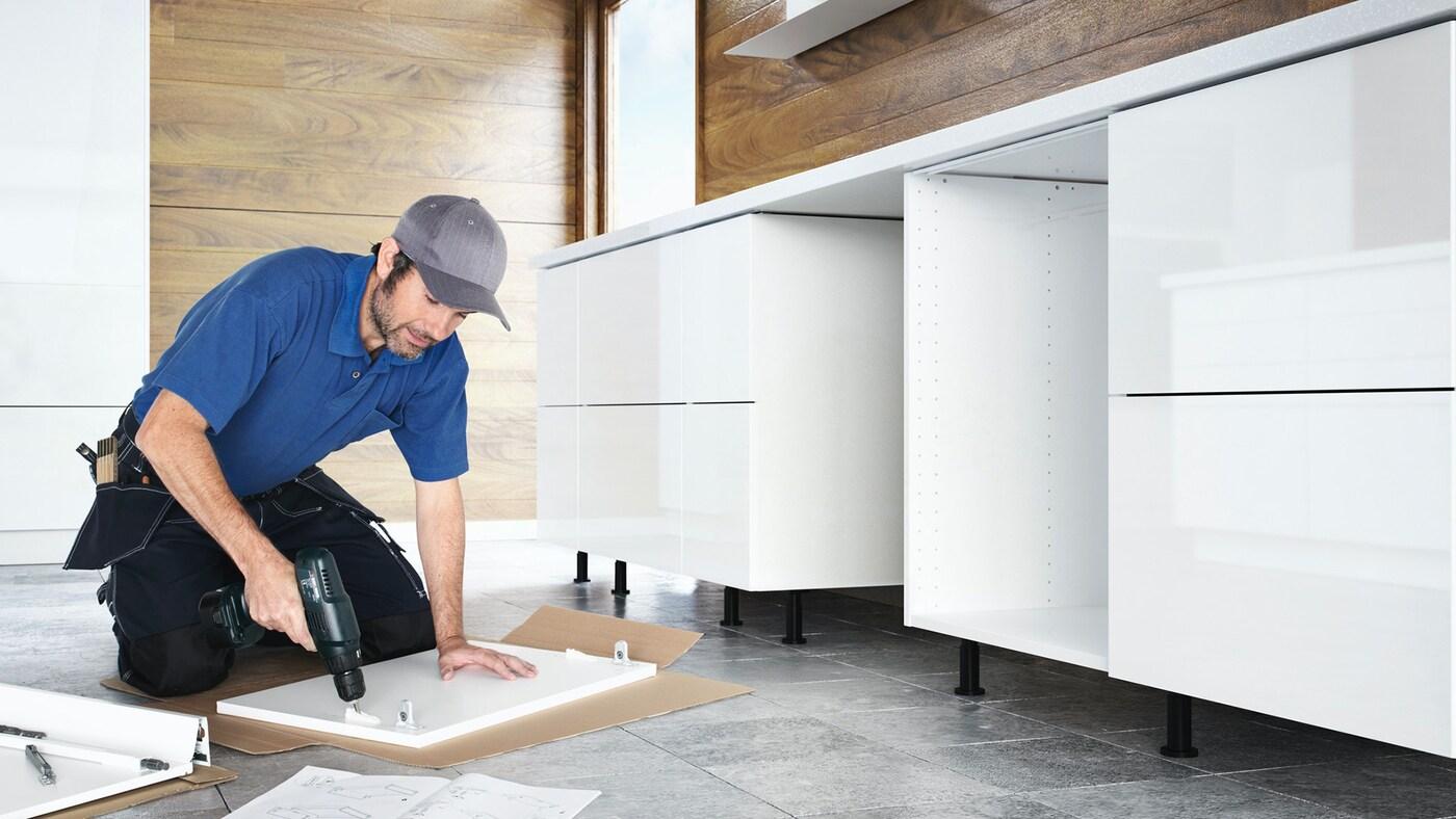 Keuken installatie